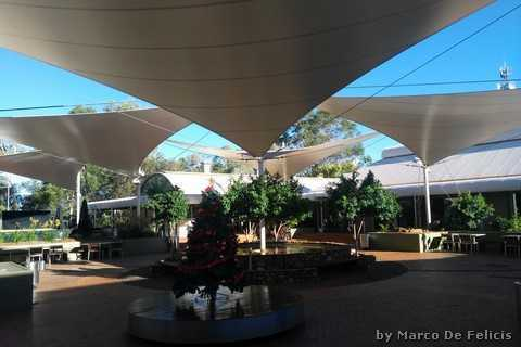 Sails in the Desert- Ayers Rock Resort