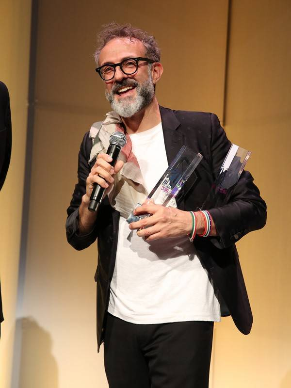 Massimo Bottura, The World's 50 Best Chefs 2016