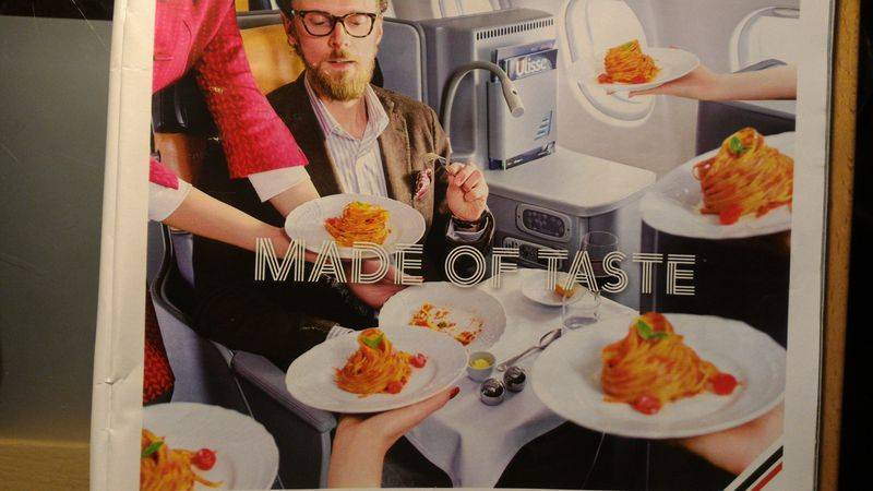 Alitalia, Made of Taste