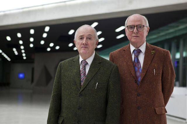 Incontri ravvicinati Gilbert and George