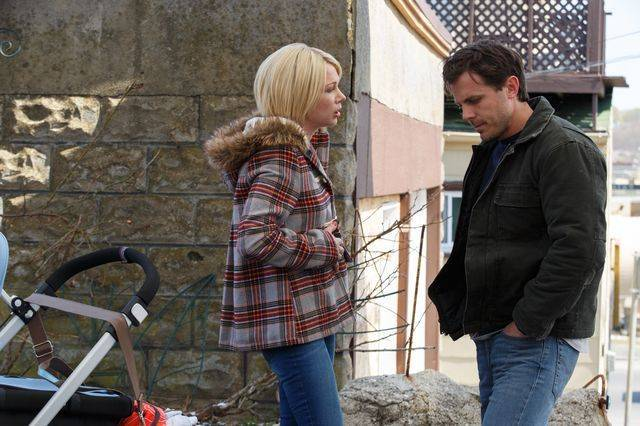 Michelle Williams Casey Affleck