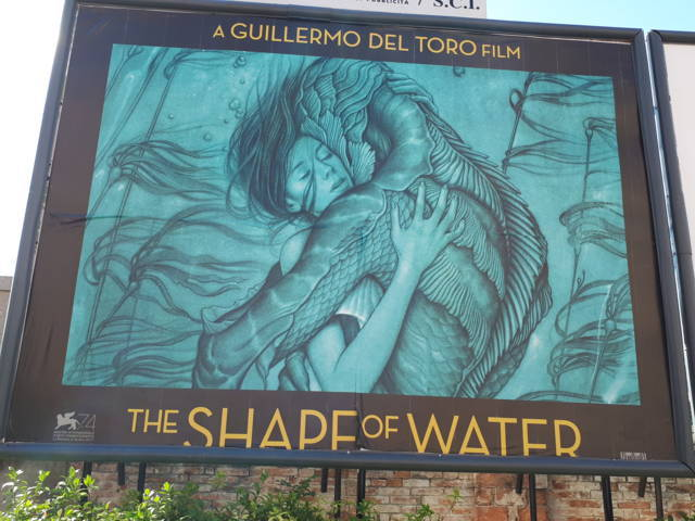 74. Mostra del Cinema di Venezia. 'The Shape of Water' di Guillermo del Toro, in pole position