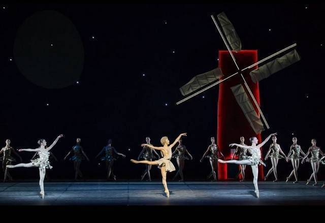 Don Chisciotte Balletto in tre atti