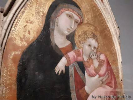 Madonna con Bambino, musee du Louvre