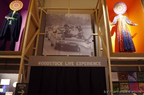 Woodstock live experience