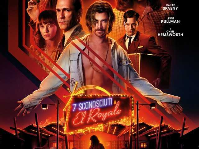La Festa del Cinema di Roma taglia il nastro con: Bad Times at the El Royale e due mostre #RomaFF13