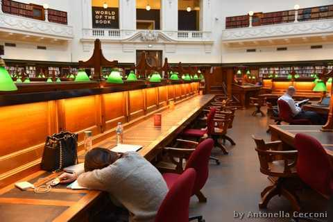 The Trobe Reading Room