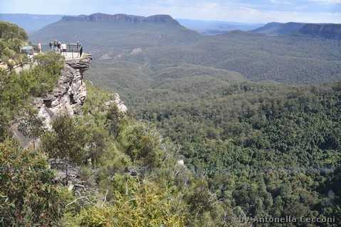 Blue Mountains, belvedere