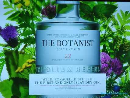 The Botanist - Roma Bar Show