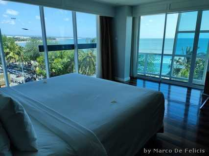 The Kuta Beach Heritage Hotel, suite